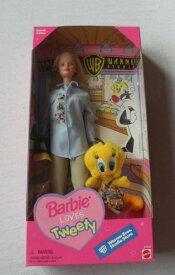 バービー バービー人形 【送料無料】Mattel Barbie Loves Tweety Special Edition 21632バービー バービー人形