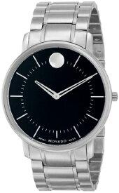腕時計 モバード メンズ 【送料無料】Movado Men's 0606687 Movado TC Stainless Steel Bracelet Watch腕時計 モバード メンズ