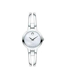 腕時計 モバード レディース 【送料無料】Movado Amorosa, Stainless Steel Case (Model: 607357)腕時計 モバード レディース