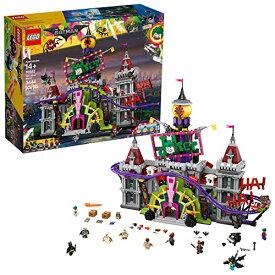 レゴ 【送料無料】LEGO BATMAN MOVIE DC The Joker Manor 70922 Building Kit (3444 Piece)レゴ
