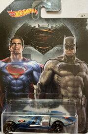 ホットウィール マテル ミニカー ホットウイール 【送料無料】Hot Wheels - Batman vs Superman Dawn of Justice - Twin Mill (Long Card)ホットウィール マテル ミニカー ホットウイール