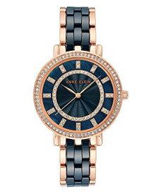 腕時計 アンクライン レディース 【送料無料】Anne Klein Women's Swarovski Crystal Accented Ceramic Bracelet Watch, AK/3810腕時計 アンクライン レディース