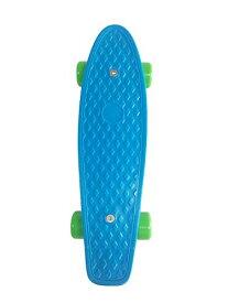 スタンダードスケートボード スケボー 海外モデル 直輸入 【送料無料】SK8MEMO 17X5inch Kids Skateboard, Mini Skateboard for Beginners (Blue)……スタンダードスケートボード スケボー 海外モデル 直輸入