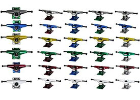 """トラック スケボー スケートボード 海外モデル 直輸入 【送料無料】Core Hollow Skateboard Trucks 5.25 (8.0"""") Blue/Green Base, Premium Bushingsトラック スケボー スケートボード 海外モデル 直輸入"""