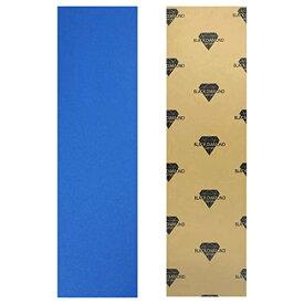 """デッキテープ グリップテープ スケボー スケートボード 海外モデル 【送料無料】Black Diamond Longboard Skateboard Grip Tape Sheet 10"""" x 48"""" Blueデッキテープ グリップテープ スケボー スケートボード 海外モデル"""