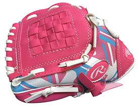 グローブ 内野手用ミット ローリングス 野球 ベースボール 【送料無料】Rawlings Remix Series Youth Tball/Baseball Glove, Left Hand Throw, Pink/Blue/White, 9 Inch (Ages 3-5) (AMAREM91P-0/6)グローブ 内野手用ミット ローリングス 野球 ベースボール