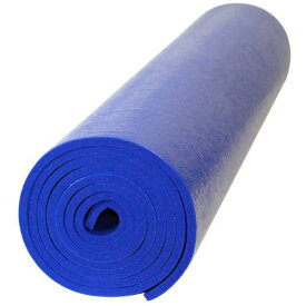 ヨガマット フィットネス 【送料無料】YogaAccessories Premium Weight Yoga Mat - Blueヨガマット フィットネス