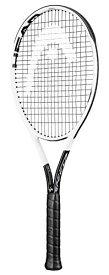 """テニス ラケット 輸入 アメリカ ヘッド 【送料無料】Head Graphene 360+ Speed Pro Midplus 18x20 Black/White Tennis Racquet (4 1/8"""" Grip) Strung with Blue Color Strings (Best Racket for Control)テニス ラケット 輸入 アメリカ ヘッド"""