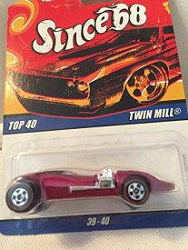 ホットウィール マテル ミニカー ホットウイール 【送料無料】Hot Wheels Since 68 Top 40 Twin Mill Diecast Car 1:64 Scaleホットウィール マテル ミニカー ホットウイール