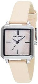 腕時計 アンクライン レディース 【送料無料】Anne Klein AK-3091GYBH Women Blush Leather Strap Watch腕時計 アンクライン レディース
