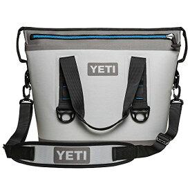 クーラーボックス イエティ キャンプ 釣り アウトドア 【送料無料】YETI Hopper Two 20 Portable Cooler, Fog Gray/Tahoe Blueクーラーボックス イエティ キャンプ 釣り アウトドア