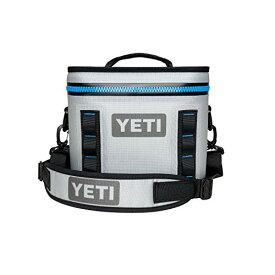 クーラーボックス イエティ キャンプ 釣り アウトドア 【送料無料】YETI Hopper Flip 8 Portable Cooler, Fog Gray/Tahoe Blueクーラーボックス イエティ キャンプ 釣り アウトドア