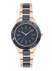 腕時計 アンクライン レディース 【送料無料】Anne Klein Quartz Blue Dial Ladies Watch AK/3160BLRG腕時計 アンクライン レディース