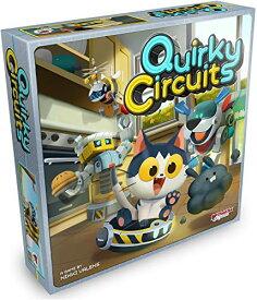 ボードゲーム 英語 アメリカ 海外ゲーム 【送料無料】PlaidHat Quirky Circuitsボードゲーム 英語 アメリカ 海外ゲーム
