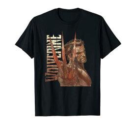 Tシャツ キャラクター ファッション トップス 海外モデル 【送料無料】Marvel X-Men Wolverine Three Claws T-ShirtTシャツ キャラクター ファッション トップス 海外モデル