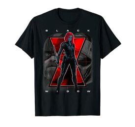 Tシャツ キャラクター ファッション トップス 海外モデル 【送料無料】Marvel Black Widow Big Three Logo T-ShirtTシャツ キャラクター ファッション トップス 海外モデル