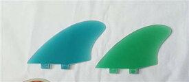 サーフィン フィン マリンスポーツ 【送料無料】SHANG-JUN Paddleboard Accessory Twin Fin Handmade Fiberglass Fins Surfboard Surf Future Fins for Surfing Kayak Transport Belts (Color : Fcs1 Blue)サーフィン フィン マリンスポーツ