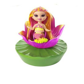 バービー バービー人形 ファンタジー 人魚 マーメイド M9317 Mattel Barbie Flower Shower Mermaid Pink (Open Lotus Pink)バービー バービー人形 ファンタジー 人魚 マーメイド M9317