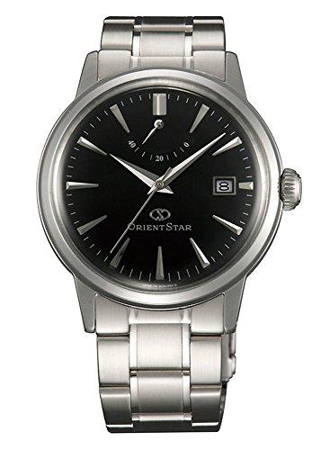 オリエント 腕時計 レディース Orient Star Classic Automatic Dress Watch with Power Reserve, Domed Crystal EL05002Bオリエント 腕時計 レディース