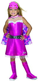 コスプレ衣装 コスチューム バービー人形 610575_M Rubie's Barbie Princess Power Super Sparkle Deluxe Costume, Child's Mediumコスプレ衣装 コスチューム バービー人形 610575_M