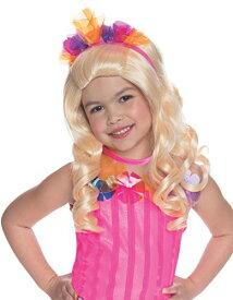 コスプレ衣装 コスチューム バービー人形 52925_NS Rubies Barbie and the Secret Door Movie Alexa Wig, Child Sizeコスプレ衣装 コスチューム バービー人形 52925_NS