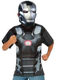 コスプレ衣装 コスチューム キャプテンアメリカ 620723_S 【送料無料】Rubie's Costume Captain America: Civil War - War Machine Child Top and Mask, Smallコスプレ衣装 コスチューム キャプテンアメリカ 620723_S