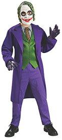 コスプレ衣装 コスチューム バットマン 883106M 【送料無料】Rubie's Batman The Dark Knight Deluxe The Joker Child Costume, Mediumコスプレ衣装 コスチューム バットマン 883106M