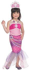 コスプレ衣装 コスチューム バービー人形 610099_M Rubies Barbie and The Pearl Princess Lumina Costume, Child Mediumコスプレ衣装 コスチューム バービー人形 610099_M