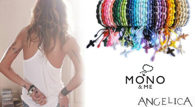 [2012 SPRING SUMMER COLLECTION] クロスブレスレット MONO & ME CROSS BRACELET モノアンドミー