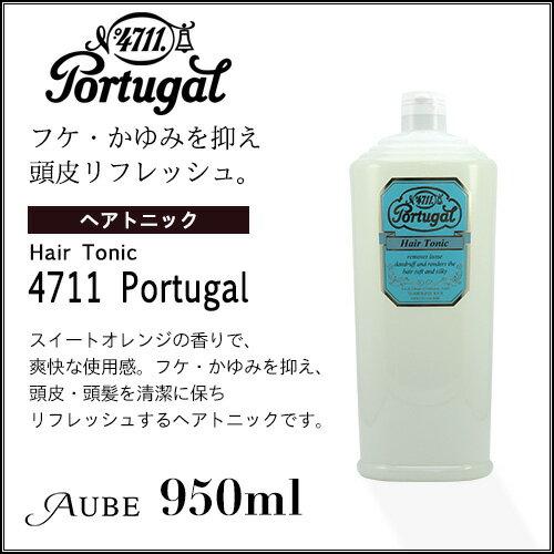 4711 ポーチュガル ヘアトニック 950ml