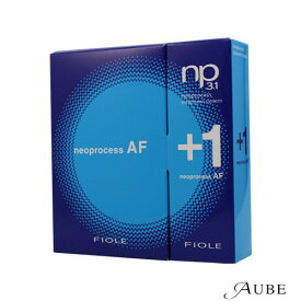 フィヨーレ NP3.1 ネオプロセス AFトリートメントシステム 4本セット