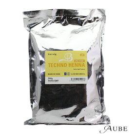 【ウィッグ専用化学染料】テクノエイト テクノヘナ 500g (2)【ゆうパック対応】