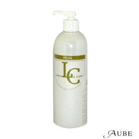 リアル LOVELY&CLEAN シリーズ モイスチャースキンミルク 400ml ポンプ