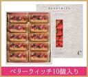 【シーキューブ-C3-】ベリーウィッチ 10個入り 3種のベリーを使った贅沢な一品 《ギフト 贈り物 プレゼント 内祝い スイーツ》