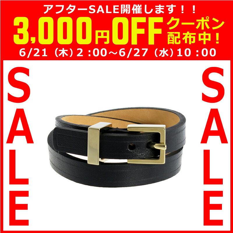 メゾンボワネ MAISON BOINET レディース ブレスレット ブラック 95010G-04BLK-10GDM 120149