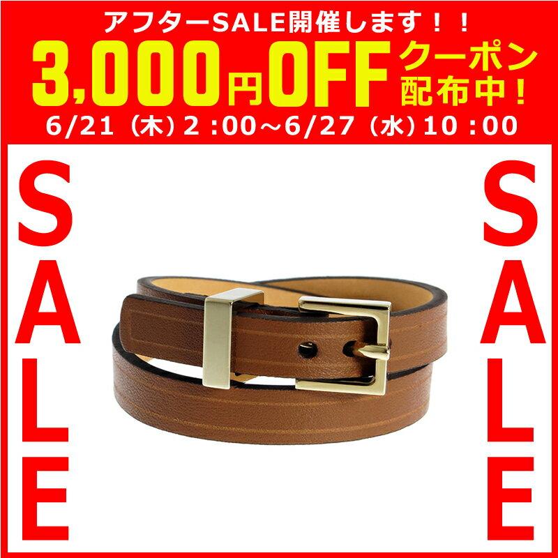 メゾンボワネ MAISON BOINET レディース ブレスレット ブラウン 95010G-06HAV-10GDM 120150
