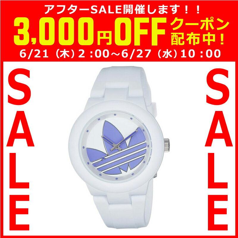 adidas アディダス ABERDEEN アバディーン クオーツ メンズ 腕時計 adh3144 ホワイトパープル 【あす楽】