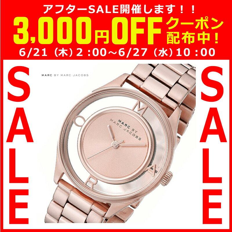 MARC BY MARCJACOBS マークバイマークジェイコブス 腕時計 ブランド レディース Tether ティザー ピンクゴールド MBM3414 【着後レビューを書いて1000円OFFクーポンGET】 【あす楽】