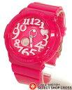 Baby-G ベビーG カシオ CASIO Baby-G CASIO ネオンダイアルシリーズ 海外モデル レディース 腕時計 BGA-130-4BDR ピンク 【女性用腕時計 スポーツ アウトドア リ