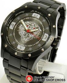 エドハーディー br-bk BRUTE ブルート Ed-Hardy 腕時計 ブラック 黒 【男性用腕時計 リストウォッチ ランキング ブランド 防水 カラフル】
