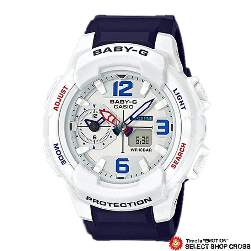 CASIO カシオ BABY-G ベビージー クオーツ レディース 腕時計 BGA-230SC-7BDR