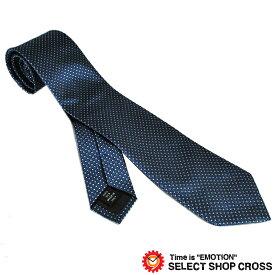 Calvin Klein カルバンクライン ネクタイ ドッド柄 ブルー M6809-3