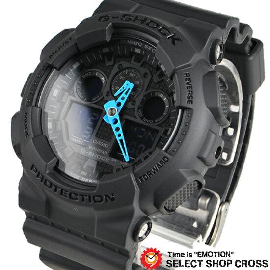 Gショック カシオ G-SHOCK CASIO メンズ 腕時計 アナログ GA-100C-8ADR グレー 海外モデル【着後レビューを書いて1000円OFFクーポンGET】 【あす楽】