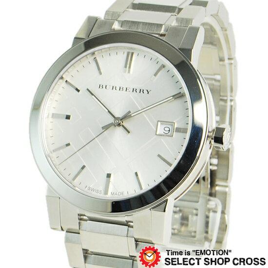BURBERRY バーバリー 腕時計 ウォッチ アナログ シティ ステンレス シルバー/シルバー BU9000【着後レビューを書いて1000円OFFクーポンGET】