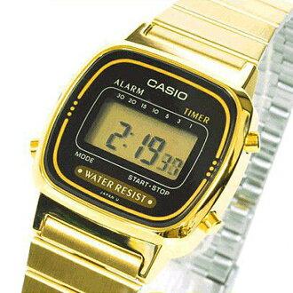 Casio watch Lady's kids child men popularity digital watch LA670WGA-1  ゴールドチプカシチープカシオカシオ watch