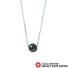 f-style エフスタイル 一粒天然石ネックレス (ヘマタイト)シルバー925ピンチェーン S1PD-HE-10-1A7 【あす楽】