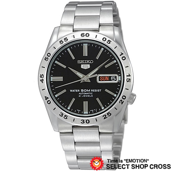 【3年保証】 SEIKO セイコー SEIKO 5 セイコー 5 メカニカル 自動巻(手巻なし) メンズ 腕時計 SNKE01J1 海外モデル 逆輸入
