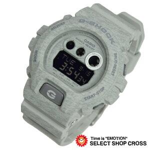 G-SHOCKCASIOカシオGショックメンズ腕時計HeatheredColorSeriesビッグケースデジタルGD-X6900HT-8DRグレー海外モデル