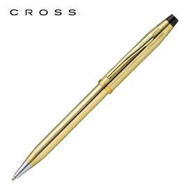 【正規販売店】 CROSS クロス 筆記用具 ボールペン センチュリー2 10金張 4502WG 正規品 名入れ