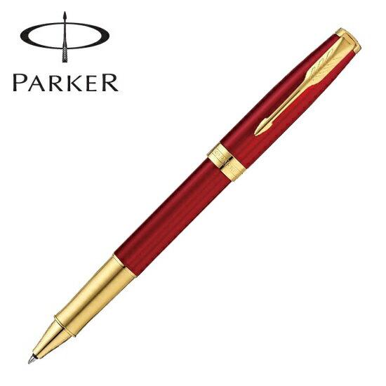 パーカー 筆記用具 ローラーボール ソネット レッドGT 1950780 正規品